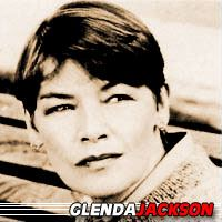 Glenda Jackson  Actrice