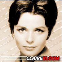 Claire Bloom  Actrice