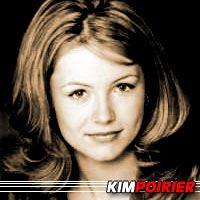 Kim Poirier  Actrice