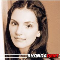 Rhonda Dent  Actrice