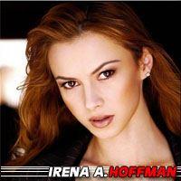 Irena A. Hoffman  Actrice
