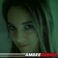 Ambre Dubois  Auteure