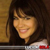 Lucila Solá  Actrice