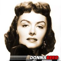 Donna Reed  Actrice