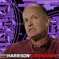 Harrison Ellenshaw  Producteur, Studio Effets Visuels