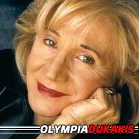 Olympia Dukakis  Actrice
