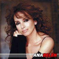 Ana belén  Actrice
