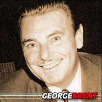 George Brent  Acteur