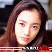 Hinako Saeki  Actrice