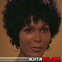 Ajita Wilson  Actrice