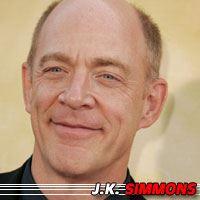 J.K. Simmons  Acteur, Doubleur (voix)