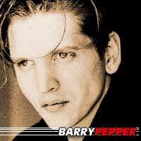 Barry Pepper