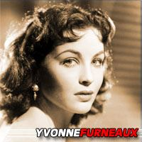 Yvonne Furneaux  Actrice