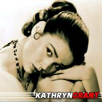 Kathryn Grant  Actrice, Doubleuse (voix)