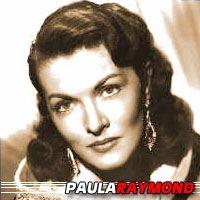 Paula Raymond  Actrice