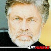 Art Hindle  Acteur
