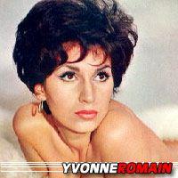 Yvonne Romain  Actrice
