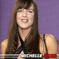 Michelle Ryan  Actrice