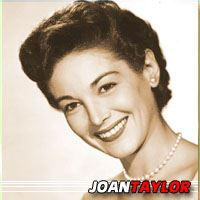 Joan Taylor  Actrice