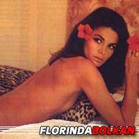 Florinda Bolkan  Actrice