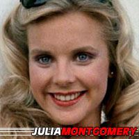 Julia Montgomery  Actrice