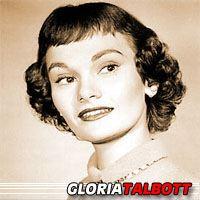 Gloria Talbott  Actrice