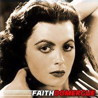 Faith Domergue