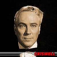 Criswell  Acteur