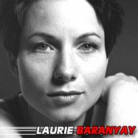 Laurie Baranyay  Actrice