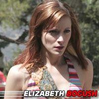 Elizabeth Bogush  Actrice