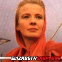 Elizabeth Shepherd  Actrice
