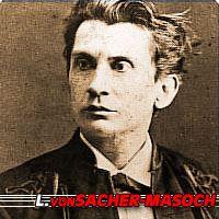 Leopold von Sacher-Masoch