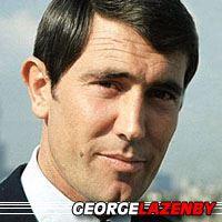 George Lazenby  Acteur