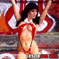 Leslie Culton  Actrice