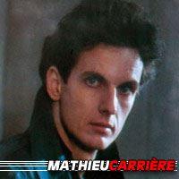 Mathieu Carrière  Acteur