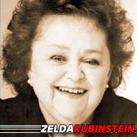 Zelda Rubinstein  Actrice