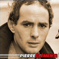 Pierre Clémenti  Acteur