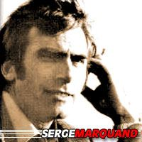 Serge Marquand  Acteur
