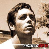 Franco Citti  Acteur
