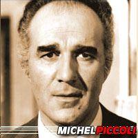Michel Piccoli  Acteur