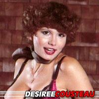 Desiree Cousteau  Actrice