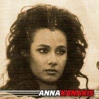 Anna Kanakis  Actrice