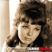 Anne Helm  Actrice