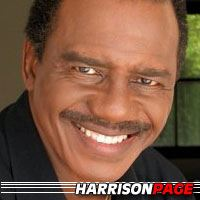 Harrison Page  Acteur