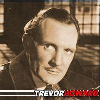 Trevor Howard  Acteur