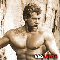 Reg Lewis