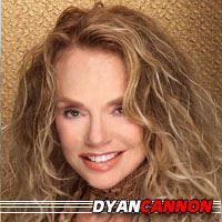 Dyan Cannon  Actrice