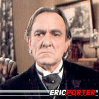 Eric Porter  Acteur