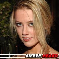 Amber Heard  Productrice, Actrice