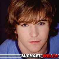 Michael Welch  Acteur